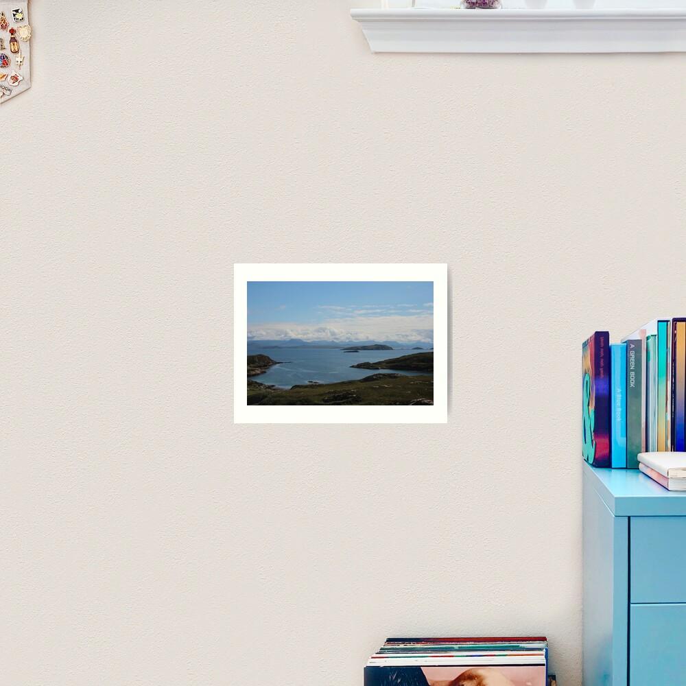 Summer Isles Art Print
