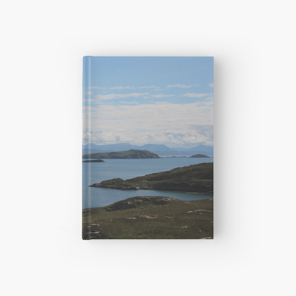 Summer Isles Hardcover Journal