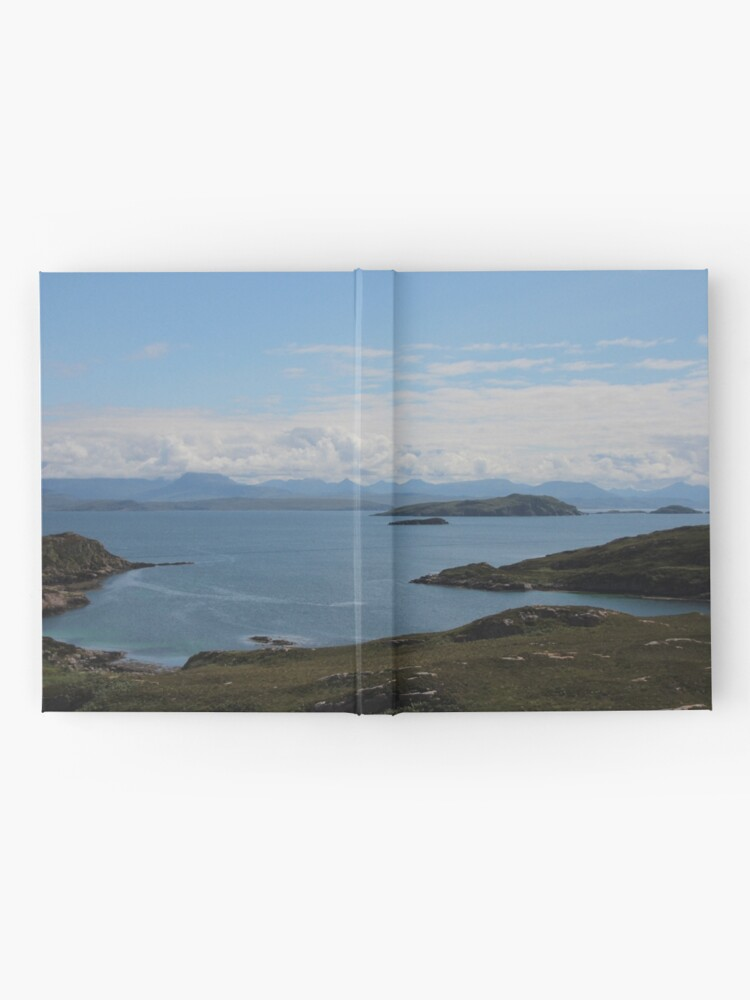 Alternate view of Summer Isles Hardcover Journal