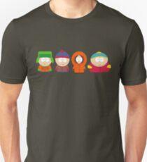 south park illustrations Unisex T-Shirt