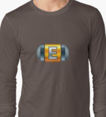 Metroid Energy Tank Long Sleeve T-Shirt