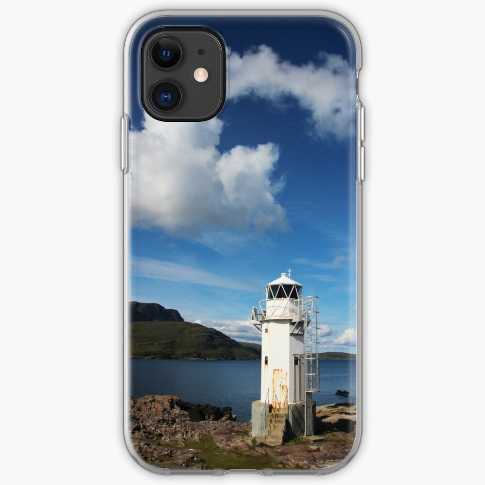 Rhue Lighthouse iPhone Case & Cover