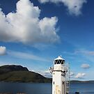 Rhue Lighthouse by Fiona MacNab
