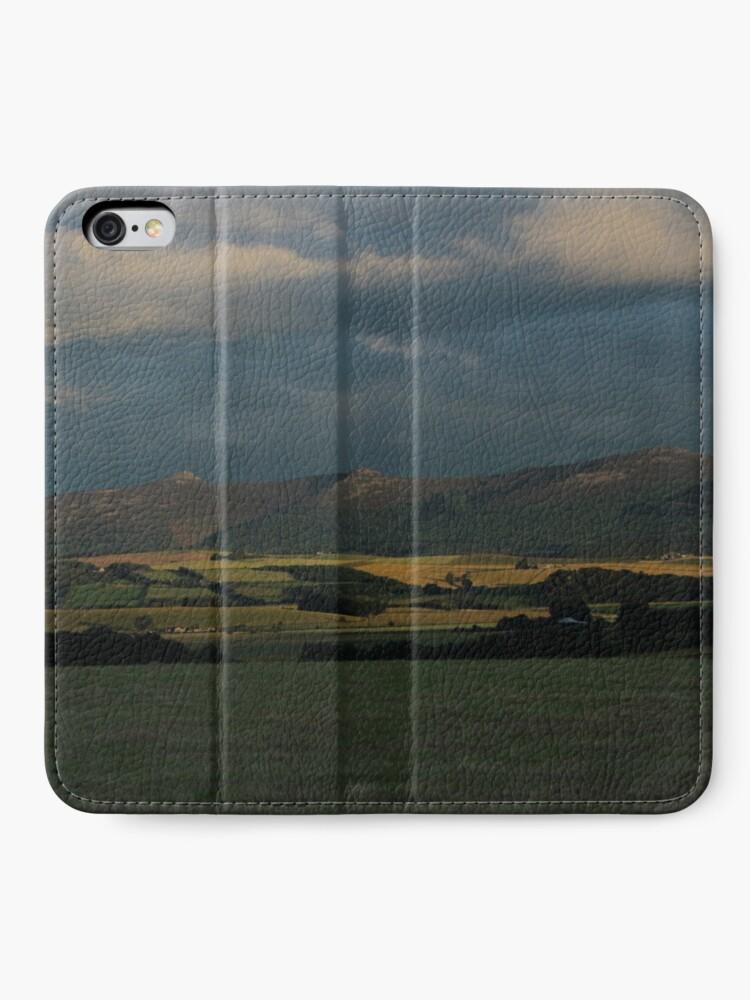 Alternate view of Bennachie view iPhone Wallet