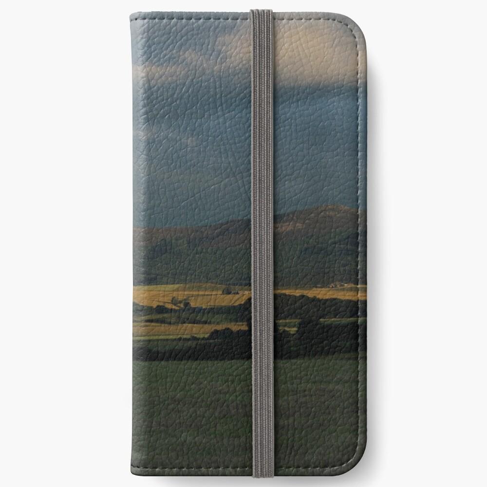 Bennachie view iPhone Wallet