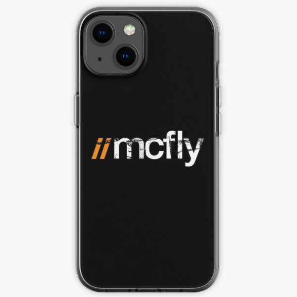 McFly Phone cases  iPhone Soft Case