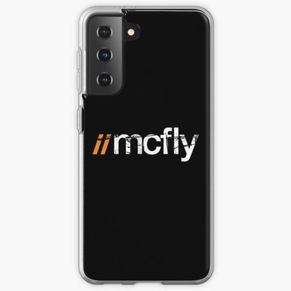 McFly Phone cases  Samsung Galaxy Soft Case