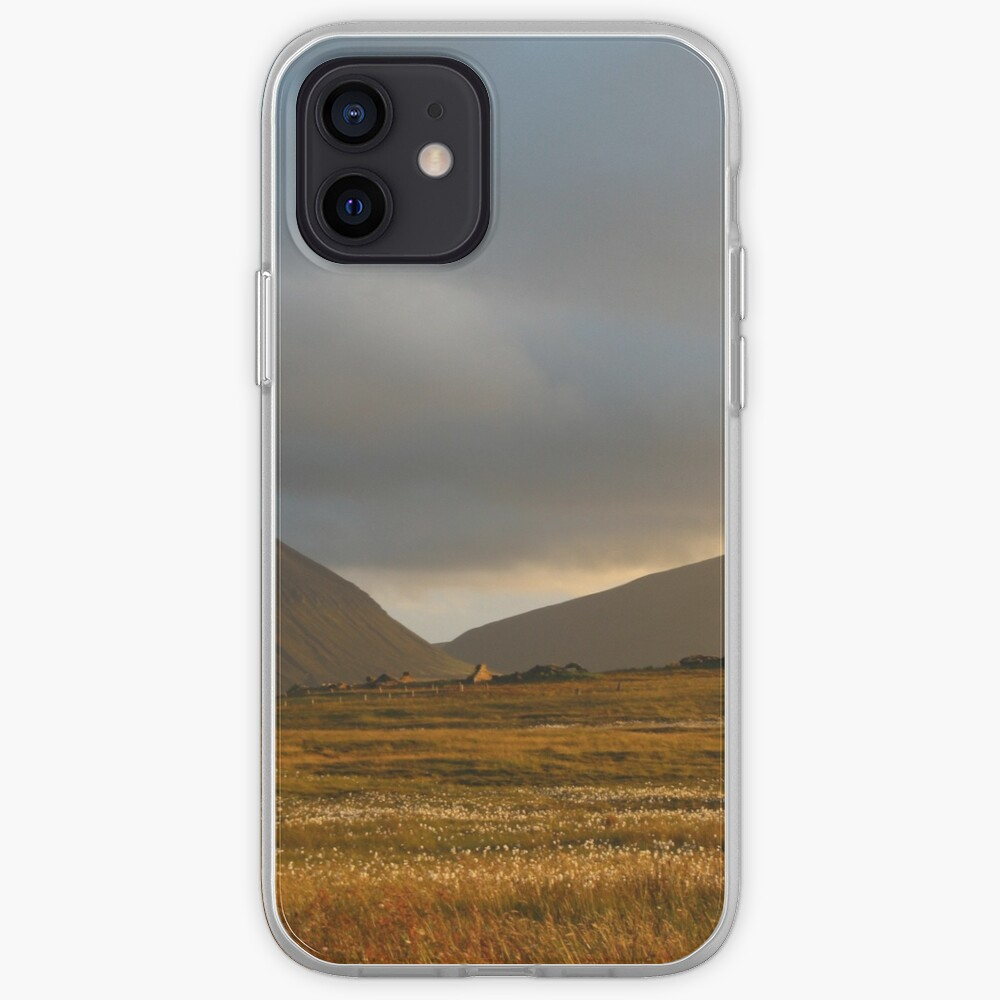 Evening light on Hoy and Graemsay iPhone Case & Cover
