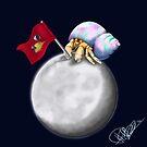 Herbert the Space Crab by pamadak