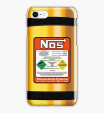 NOS Yellow Case iPhone Case/Skin