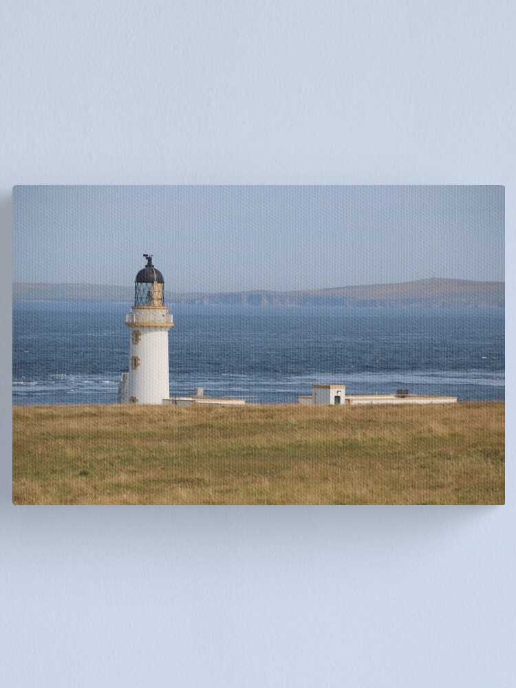 Alternate view of Pentland view Canvas Print