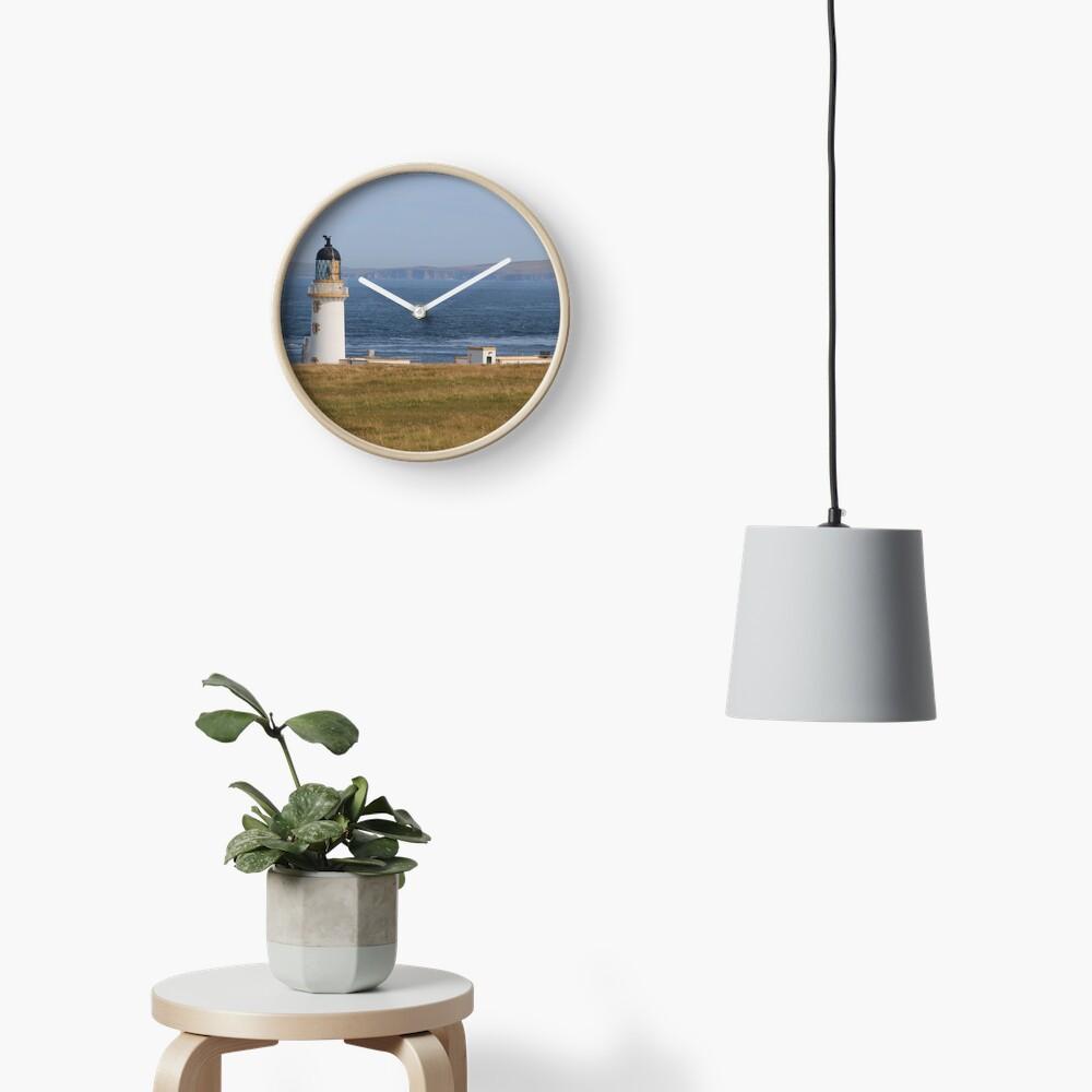 Pentland view Clock
