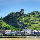 Burg Gutenfels by Tom Gomez