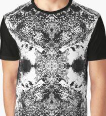 Black Gatria Graphic T-Shirt
