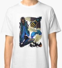 Vintage bees, hornets, wasps nature illustration Classic T-Shirt
