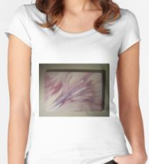 softness Women's Fitted Scoop T-Shirt