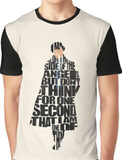 Sherlock Graphic T-Shirt