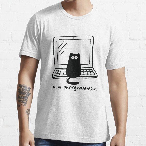 I'm a purrgrammer Essential T-Shirt