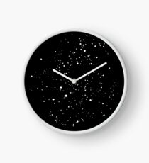 Speckled Northern Sky Clock