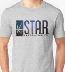 Tree Line S.T.A.R. Labs T-Shirt