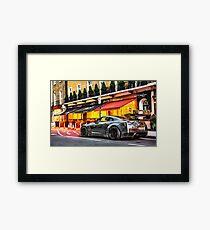Nissan Liberty Walk GTR  Framed Print