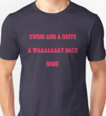 Swing and a Drive Slim Fit T-Shirt