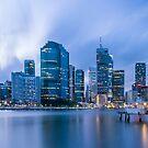Brisbane CBD Tranquility by liming tieu