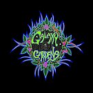 Galaxy Gardens logo by mingusthecat