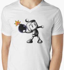 BOMBING Men's V-Neck T-Shirt