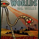 War of the Worlds by Nocturnarwhal