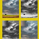Stormy Yellow by Graham Geldard