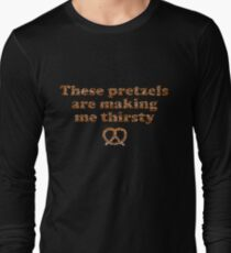Seinfeld - These pretzels are making me thirsty T-Shirt