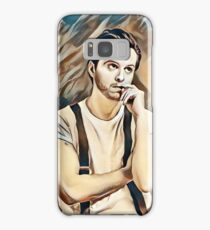 Andrew Scott Painting Samsung Galaxy Case/Skin