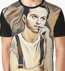 Andrew Scott Painting Graphic T-Shirt