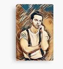 Andrew Scott Painting Canvas Print