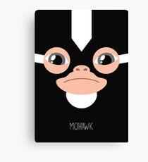 Gremlins Minimalist Series - Mohawk Canvas Print