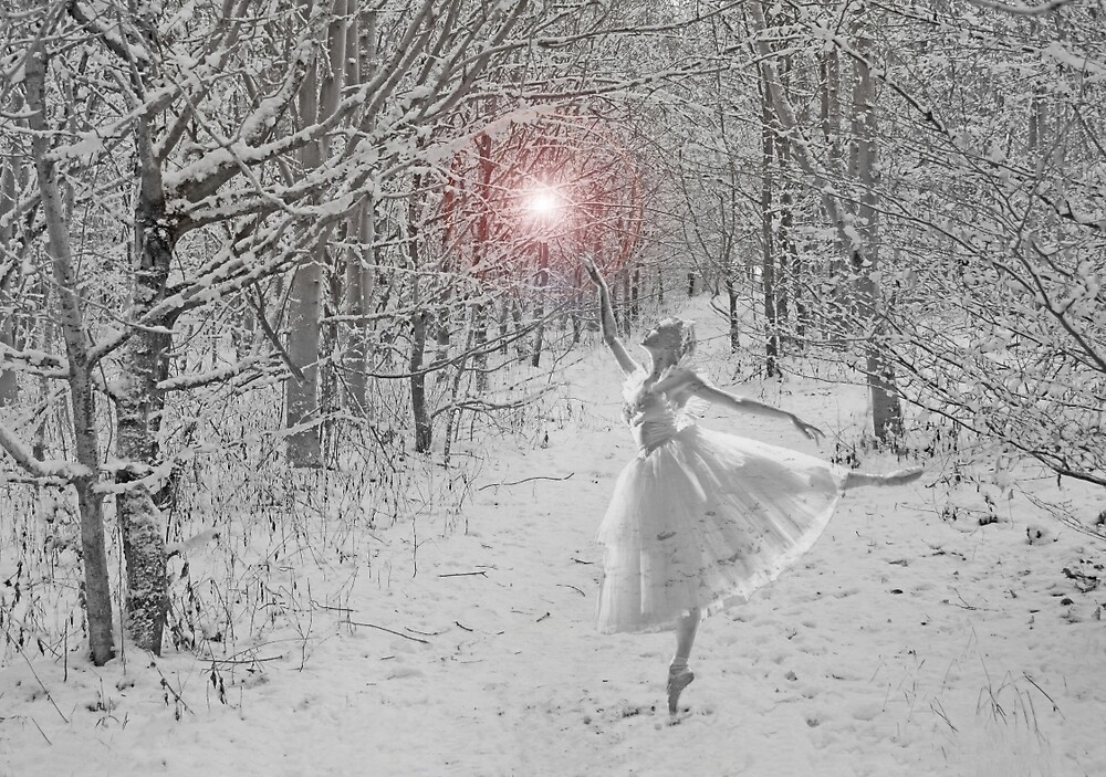 Snow Queen by Mike Paget