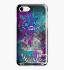 Cheshire's Tea iPhone Case/Skin