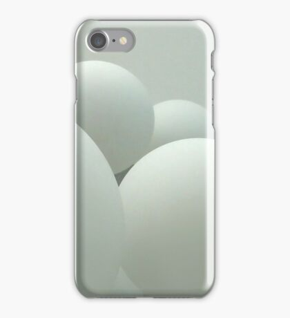 Snowballs iPhone Case/Skin