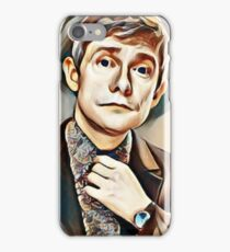 MArtin painting iPhone Case/Skin