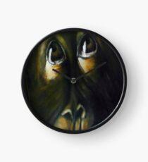 Baby Orangutan Clock