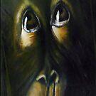 Baby Orangutan by Tom Norton