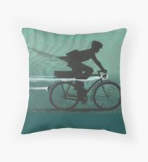 express Throw Pillow