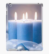 Christmas Candles & Ribbon iPad Case/Skin