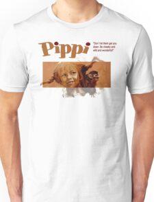 Pippi Longstocking - quote Unisex T-Shirt