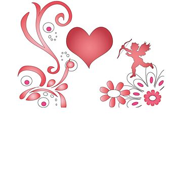 cupid for Valentines day by JudyBJ