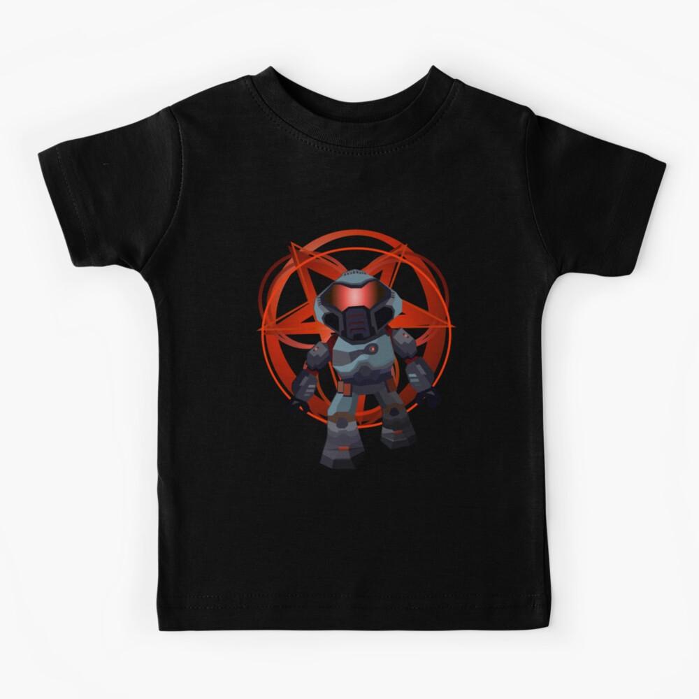 Doom Guy Kids T-Shirt