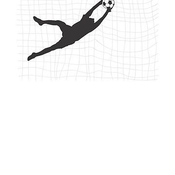 Goalkeeper by JudyBJ