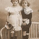 Tante Emma et Oncle Antoine by Gilberte