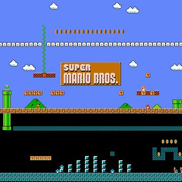 Super Mario by jsmith0277